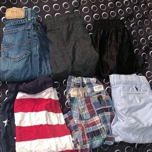 Boys size 6 shorts lot